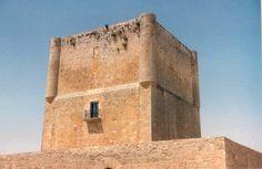 Castillo de las Cabañas de Castilla - Palencia