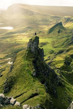 The Quiraing is a landslip on the eastern face of Meall na Suiramach, the northernmost summit of the Trotternish Ridge on the Isle of Skye. - by Robert White