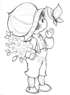 Charmer Hallmark coloring book - Lorie Harding - Picasa Web Albums Mandala Coloring Pages, Coloring Book Pages, Art Drawings Sketches, Cute Drawings, Precious Moments Coloring Pages, Little Charmers, Embroidery Patterns, Paper Embroidery, Doily Patterns