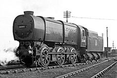 Q1 - Funny looking 'Austerity' locomotive but one of the strongest and most reliable locos ever built - I love them!