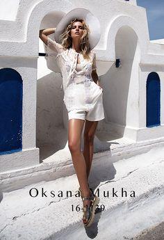 Cruise collection by Oksana Mukha