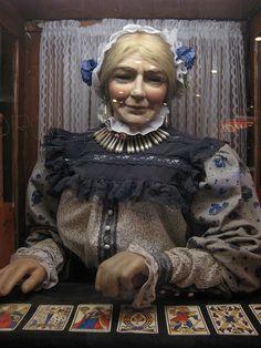 Grandma Fortune Teller Machine, Santa Cruz