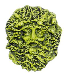 Green Man Wall Decor