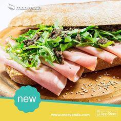 """Tu dirai """"e vabè sono buoni tutti a fare un panino"""" ma quelli di @sasaparioli non sono semplici panini sono un'esplosione di sapori: solo ingredienti d'eccellenza e abbinamenti da veri intenditori gourmet. Ordina Sasa dai 3 punti vendita di Prati Istria e Parioli su moovenda.com #sasa #foodlovers #panini #mortadella #rucola #moovenda #romafood #foodies #nuovoPartner #moovendiamo"""