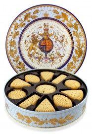 Diamond Jubilee biscuit tin