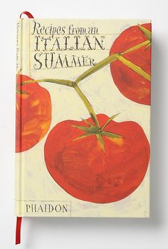cover love | recipes from an italian summer.