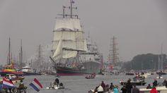 Sail Amsterdam 2015 De Parade bij IJmuiden