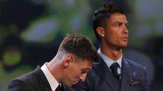 Messi czy C. Ronaldo? Gwiazdy już wybrały...