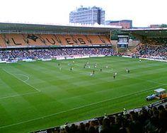 Molineux Stadium - Wolverhampton Wanderers (Wolverhampton, England)