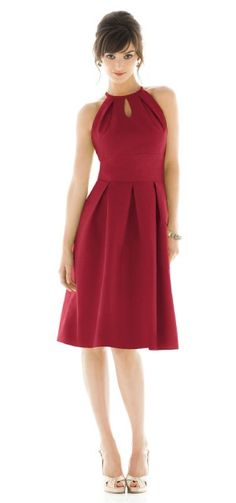 I love the classic feel of this dress. It also is from Weddington Way.