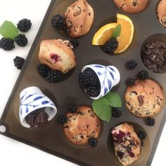 image Muffin, Breakfast, Image, Food, Morning Coffee, Essen, Muffins, Meals, Cupcakes