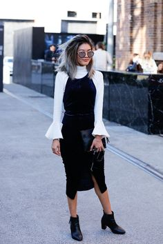The Street Stylers That Took a Fashion Risk (And It Paid Off)   WhoWhatWear AU
