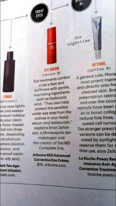 Martha Stewart recommends Arbonne's RE9 Corrective Eye Creme - she knows it works!