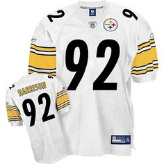 premium selection 4b322 03148 coupon for limited james harrison mens jersey pittsburgh ...
