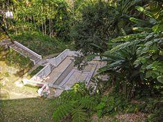 Piscina Antiga - Museu do Açúde - Castro Maia - Alto da Boa Vista - Floresta da Tijuca - Mansão - Rio de Janeiro - Brasil