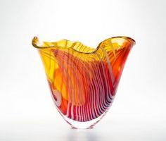 Felled Trees Flared Vase ~ Peter Layton