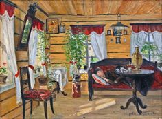 napping in the dacha...