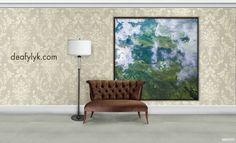 Ideias para usar fotografias na decoração, composições modernas e inusitadas.