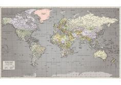 Buy world maps from online map store world map pinterest buy printed decor maps buy home and office interior decor wall maps from our store mapsofworld to give a complete makeover to the walls of your office gumiabroncs