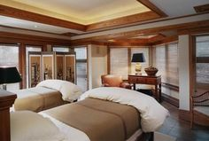 contemporary prairie style | Prairie Style Architecture - contemporary - bedroom - richmond - by ...