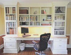 Built In Corner Desk For Office Office In 2019 Desk Corner