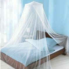 2016 Summer Style Romantic Round Lace Curtain Dome Bed Canopy Netting Princess Mosquito Net White Pink Brand New High Quality