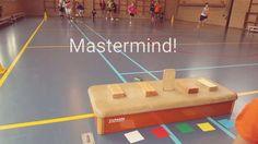 Mastermind in de gymles (www.despelles.nl)