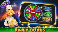 spin your daily bonus