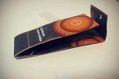 Incense Packaging by Natália Pires, via Behance