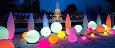 Winter Light Garden and Flower Show Nov. 28, 2014 – Jan. 11, 2015; Winter Light Garden open evenings 5 – 11 p.m.*Phipps Conservatory