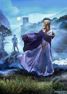 Fine Art and You: Alan Ayers | Romance By American Cover Painter