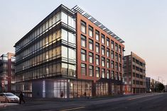 san francisco brick building facade - Google Search