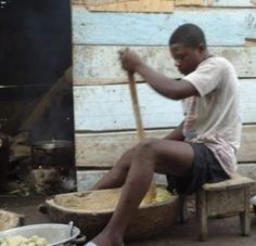 Cameroon Food Collection: Achu Preparation: Cameroon Food Collection: Here are pictures of Cameroonians preparing Achu, a top traditional delicacy (food) from the North West Region of Cameroon. Cameroon Food, Traditional, North West, Africa, Culture, Collection, Pictures, Top, Kitchens