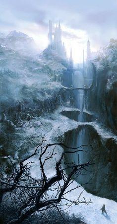 amazingwilderness: Source Castlevania concept art