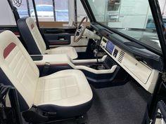 73 Bronco Car Mods