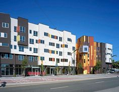 Armstrong Place Family + Senior Housing in San Francisco, United States
