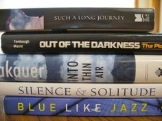 Book Spine Poetry Contest 2014 - Penmen Review - Penmen Review