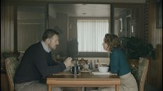 Lesley Manville and Liam Neeson star as a couple coping with her breast cancer diagnosis in Lisa Barros D'Sa and Glenn Lyburn's drama.
