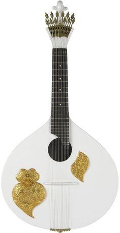 Portuguese Fado Guitar --- https://www.pinterest.com/lardyfatboy/