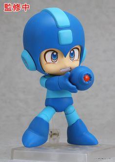 ohnoraptors:  Nendoroid Mega Man!