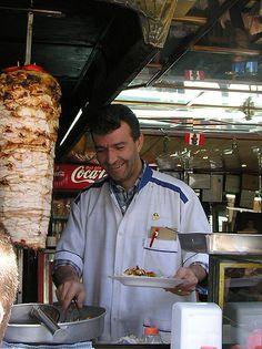Istanbul Döner Kebab   par Joseph A Ferris III Istanbul, Joseph, Chef Jackets