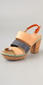 These Rag & Bone heels go great with a nice maxi summer dress.