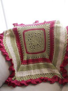 Petit Chou Baby Blanket