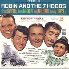 Various - Robin And The 7 Hoods (Original Score From The Motion Picture Musical Comedy): buy LP at Discogs