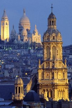 Sacré Coeur | Paris