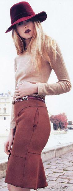 Street style - Claire Granlund