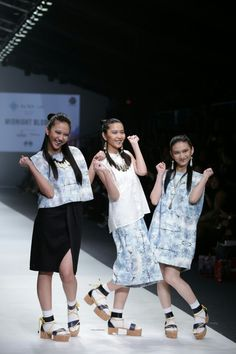 #JakartaFashionWeek2016 #BerrybenkaLovesJFW16  #JFW2016