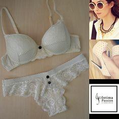 253852bf7e875 Intima Passion Lingerie tem muitas opções para você estar linda sempre !