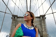 Puente brooklyn en New York #nyfw15 #soytendencia