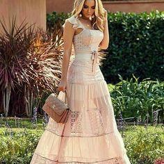 Boho Style Dresses, Boho Outfits, Simple Dresses, Boho Dress, Beautiful Dresses, Dress Outfits, Lace Dress, Casual Dresses, Fashion Dresses